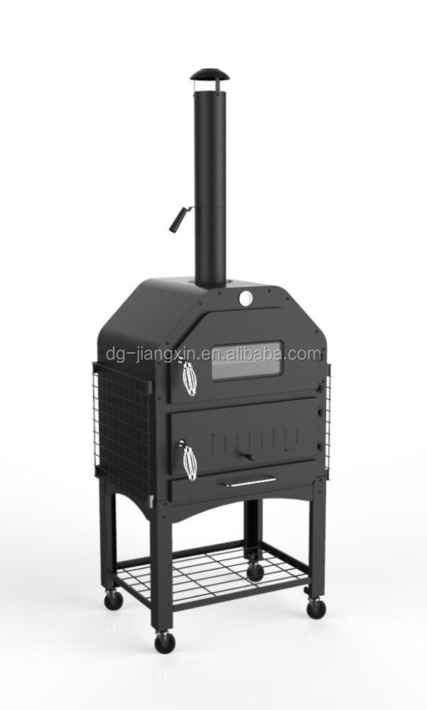raucher holzkohle pizzaofen holzofen ofen produkt id 60315339205. Black Bedroom Furniture Sets. Home Design Ideas