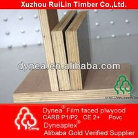 osb film faced plywood Chinese waterproof plywood