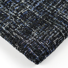 High quality tweed wool fabric women's <strong>polyester</strong> woven fancy fabric on hot sale