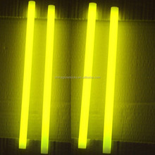 Branded glow stick custom logo printed emergency light stick 12 inch glow stick