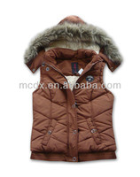 2014 new style vest jacket for women