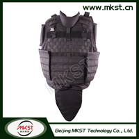 MKST648 Series Full Protection Wholesale Bulletproof Vest Body Armor Suit