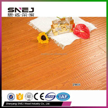 ZM04 3d epoxy resin classen laminate laminated flooring ac3 e1 click system 2017 new model