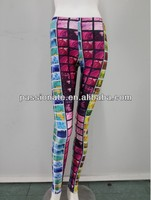 2013 ladies sexy printed spandex leggings pics fashion 2013