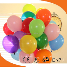 colorful helium balloon for sale/wholesale helium advertising balloon/latex balloon for party