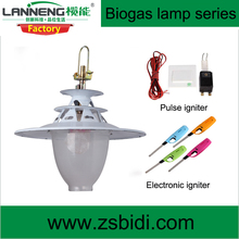 Energy Save Ceiling Biogas Lamp from Professional Manufacturer