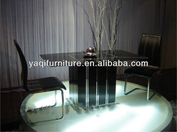 Crystal Office Table
