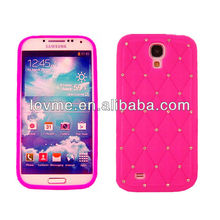 Diamond Star Soft Silicone Gel Case Cover For Samsung Galaxy S4 Mini
