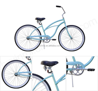 "cheap 26"" Male Beach Cruiser bike women beach bicycle"