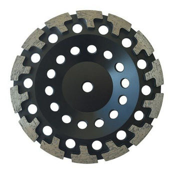 7inch T-Segments Diamond Grinding Cup Wheel for Surface Grinding