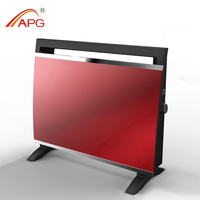 Electric Heater Infrared Heating Panel Glass