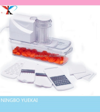 Electric Vegetable Mandolin Slicer & Grater &cutter As seen on TV