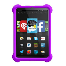 rubber bumper case for kindle fire hd 6, shockproof for kindle fire hd case, child proof case for kindle fire