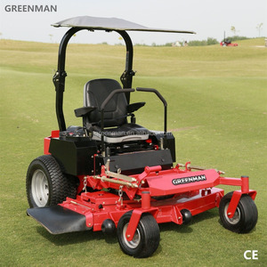 Commercial zero turn ride on lawn mower 52 inch Loncin LC2P82F