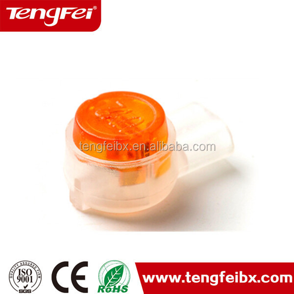 Telephone Jelly Gel Filled Crimps UY2 Wire Connectors 8A/1 2 Way