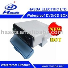Marine Waterproof CD Box for CD Player