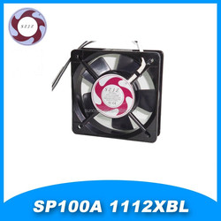 110X110X25mm high rpm computer fan with TUV,IEC,C-TICK,ISO9001