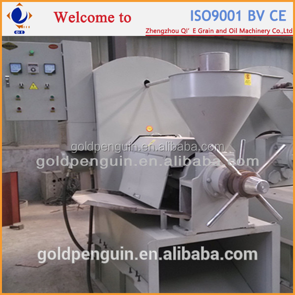 Refined soybean oil machine specification