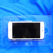 PVC blister packing box for mobile phone case