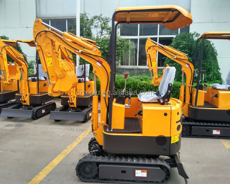 ANDY for the mini excavator/mini digger XN08 XN12 XN15 XN16 XN18 XN20 XN35 of RHINOCEROS/XINIU