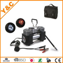 wholesale and retail tire inflator metal portable 12v air compressor
