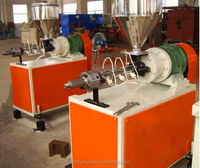 Reasonable Mini Single Screw Extruder for Recycling pipe/profile/Granules
