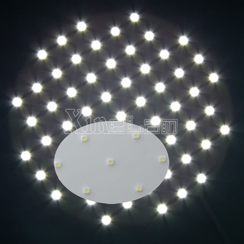 LED aluminum board,led circle ring light