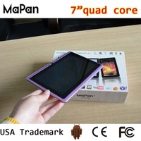 "New 7"" tablet PC android 4GB Google mid android 4.4.2 tablet pc manual / MAPAN TABLET PC"