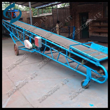 China leading fertilizer belting conveyor for compound/organic fertilizer transportation