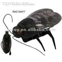 RC flying insect toy