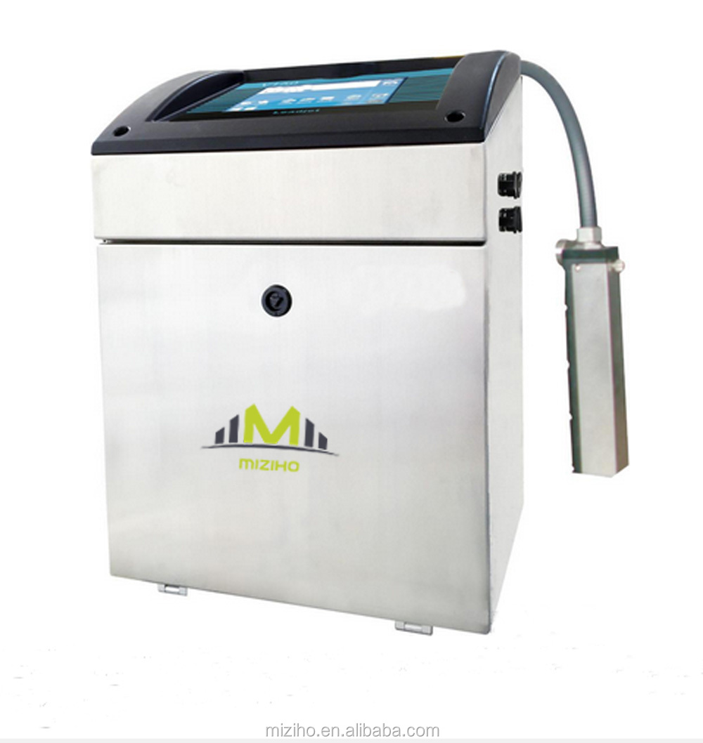 High Resolution computer industrial Inkjet Code Printer