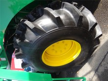 Paddy field 23.1-26 AGR Tractor drive diagonal tires providing maximum performance on wet and moist soil