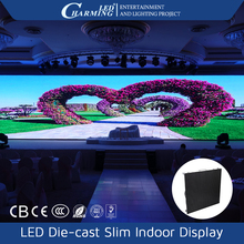 HD screen display P4 P5 P6.15 P10 indoor led panel display for stage display