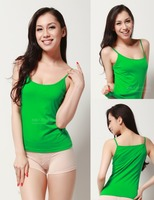 Soft comfortable smooth hot girl sexy camisole