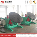 welding turning table / Standard Hydraulic Pipe Welding Positioner / rotary welding table