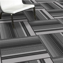 Commercial Usage Office Floor Carpet Tile 50X50