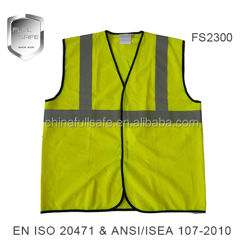 manufacturer high visibility reflective cheap china wholesale clothing
