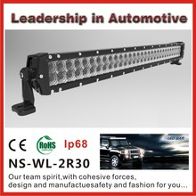 Factory price higher power lifetime warranty 30'' 180W Cree Offroad 4x4 led light bar