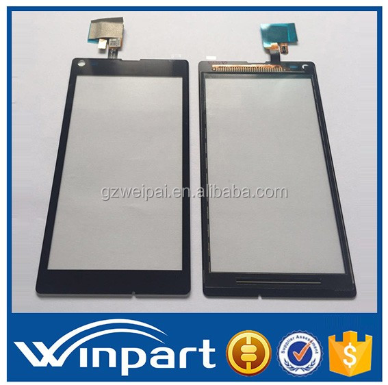 [win part]8 month warranty!!China Wholesale Replacement mobile phone spare parts Touch Screen for sony Z l36 l36h l36i lt36 lt36
