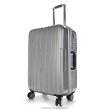 abs+pc trolley luggage china supplier /aluminum trolley case for man woman or kids/luggage/suitcase