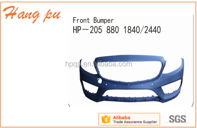 High Quality 2016 Front Bumper for 2016 Mercedes 2016 Bumpers
