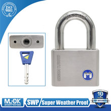 MOK@ 11/50WF 2016 high quality high security alarm padlock engineering padlock safety security