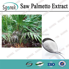 Bulk Stock Supplying Natural Saw Palmetto Extract CAS NO.84604-15-9