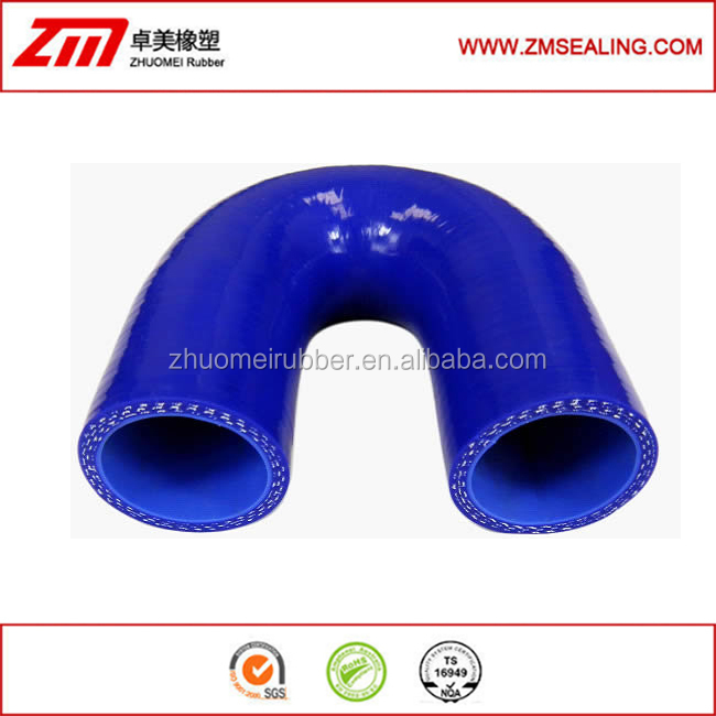 45/ 90/ 135/ 180 degree elbows 38mm Auto Silicone Hose for car/ truck / motorcycle