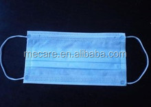 3 Ply Disposable Printed Ccloth Surgical Face Mask