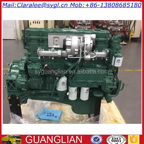 jiefang engine assembly CA6DL2-35