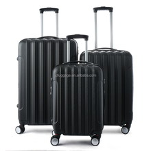 BEIBYE 2050 black cheap travel luggage sets,travel luggage bags with 360 degree wheels
