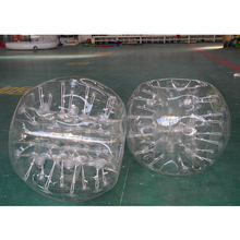 Free shipping bumper ball inflatable sports game Human inflatable bumper ball