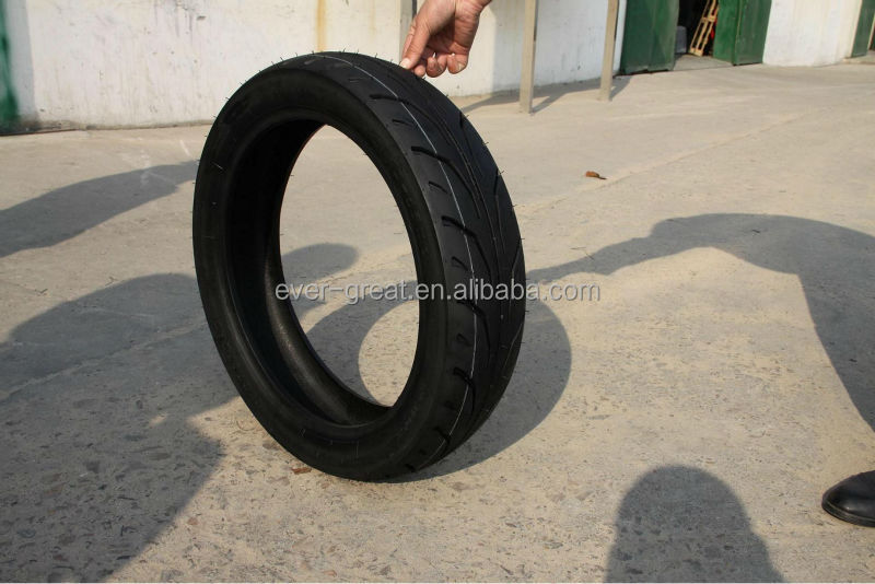 Motorcycle tire/tubeless tire with size of 140/70-17