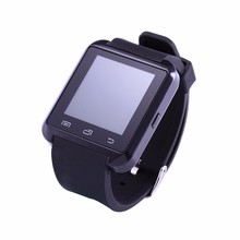 U8 mobile watch touch screen watch mobile phone mtk 6261 wrist smart watch phone